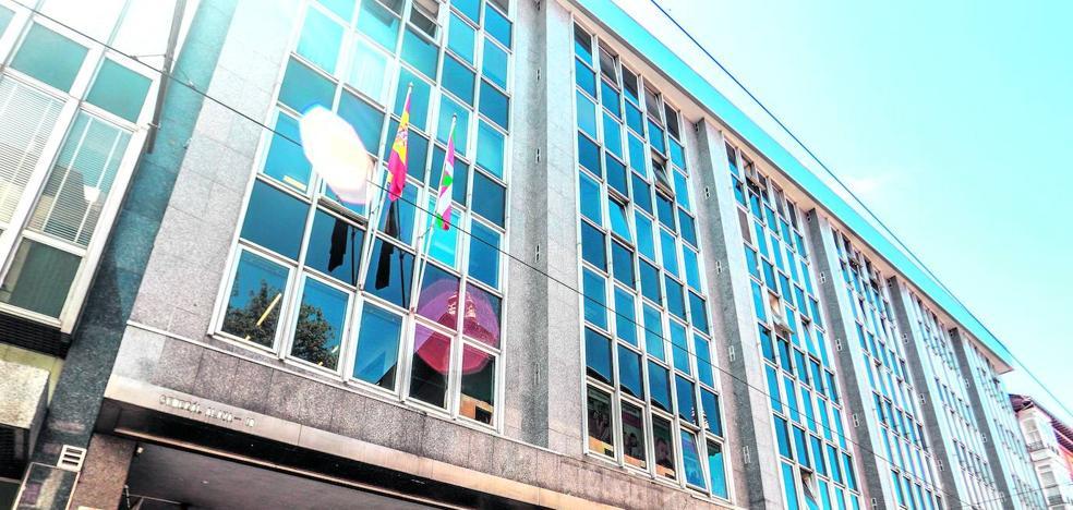 La Diputación subasta las oficinas del IFBS en General Álava para cuadrar sus cuentas