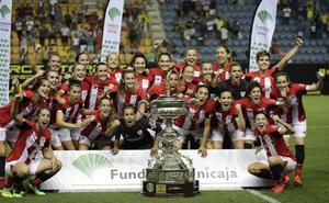 El Athletic quiere homenajear hoy al equipo femenino