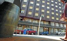La ocupación hotelera en Eibar roza el lleno en agosto y cumple las expectativas de los hosteleros