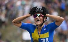 Campeona mundial después de sufrir depresión y bulimia
