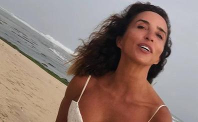María Patiño confía en un diseñador vasco para su boda en la playa