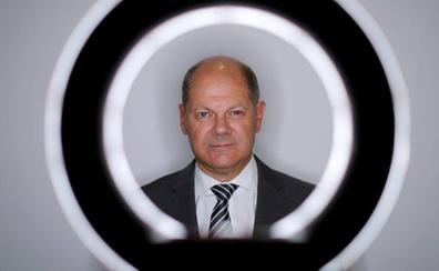 El ministro de Finanzas Scholtz, el primer peso pesado que opta al liderazgo del SPD