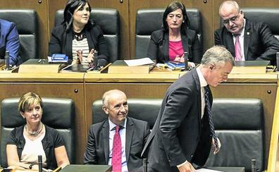 El Parlamento vasco como trampolín