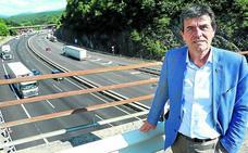 «Si se cierra la frontera por el G-7, desviaremos los coches antes de que lleguen a Euskadi»