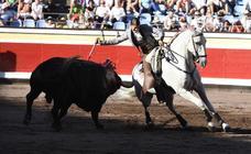 Primera corrida de toros de Aste Nagusia