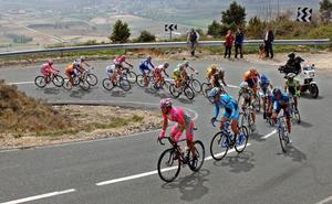 Los ciclistas se quejan ante la UCI por la seguridad en la Vuelta al Benelux