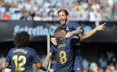 Ramos: «Hemos llegado con muchas ganas y aspiramos a todo»