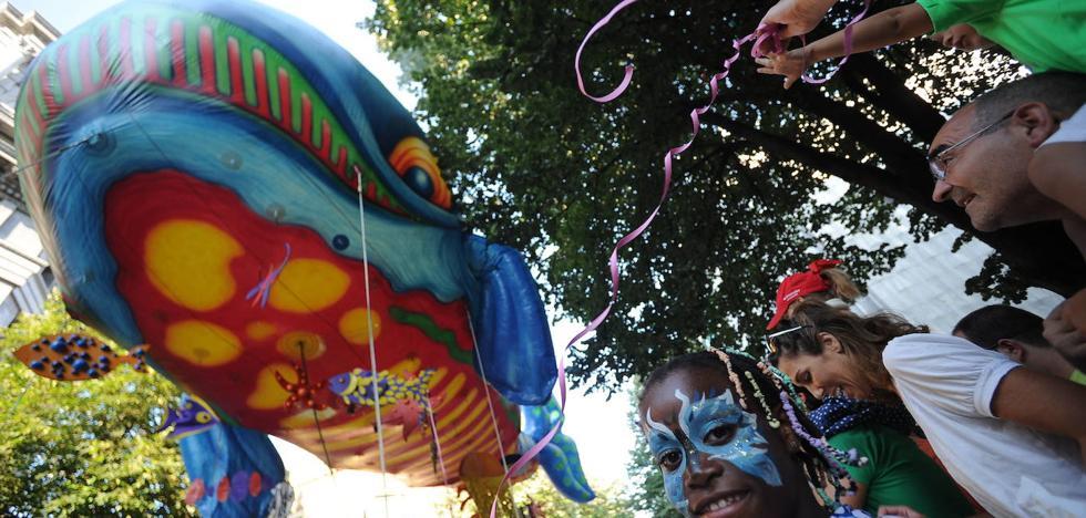 Todo lo que necesitas saber sobre el desfile de la Ballena