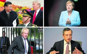 Resurge el fantasma de una recesión global