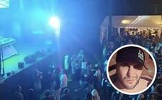 La espantada de Kiko Rivera en unas fiestas en Asturias por un coche mal aparcado