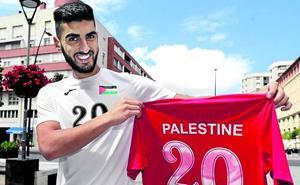 El nuevo héroe de Palestina es vizcaíno