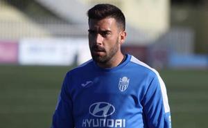 Adrián Hernández refuerza la punta de ataque del Barakaldo