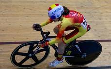 Naia Amondarain, cuatro pruebas ciclista en cinco días