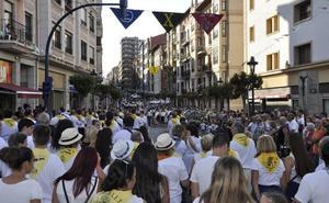 San Roque trajo 150.000 visitantes y menos incidentes a Portugalete