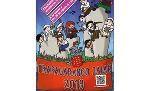 Programa de fiestas de Trapagaran 2019: San Ramón Nonato Jaiak