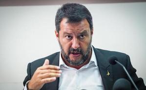 Salvini insiste en su rechazo al 'Open Arms': «Somos buenos cristianos pero no tontos»