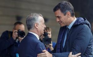 Urkullu exige «reactivar» las relaciones con Sánchez