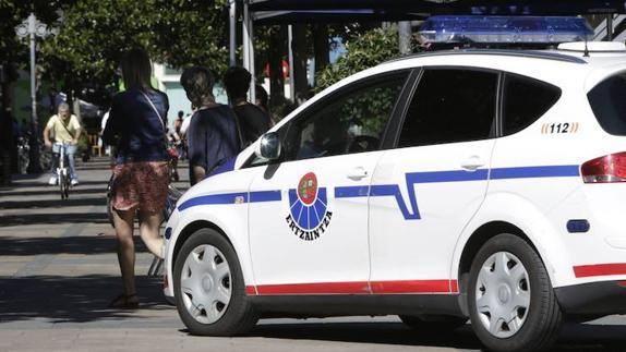 Detenido en Getxo por robar en un pabellón del Polígono Errotatxu