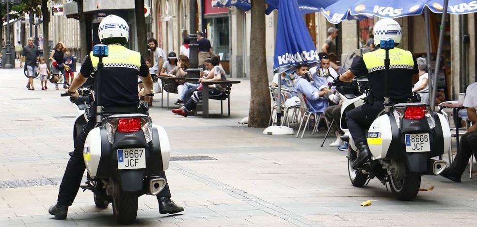 Sorprenden a un joven en Vitoria que conducía sin carné y bajo los efectos del alcohol