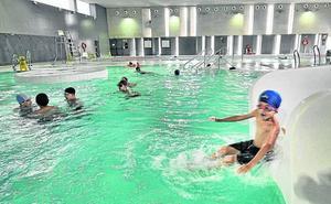 ¿Cuáles son las piscinas de guardia en Vitoria?