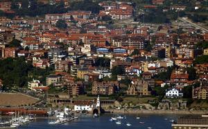 Getxo tiene la calle más cara de Euskadi con una media de 2 millones por casa