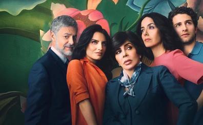 Los estrenos de 'La Casa de las Flores', 'Toy boy' y 'Malaka', platos fuertes del FesTVal de Vitoria