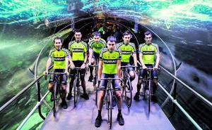 Murias, a cumplir sus sueños en la Vuelta