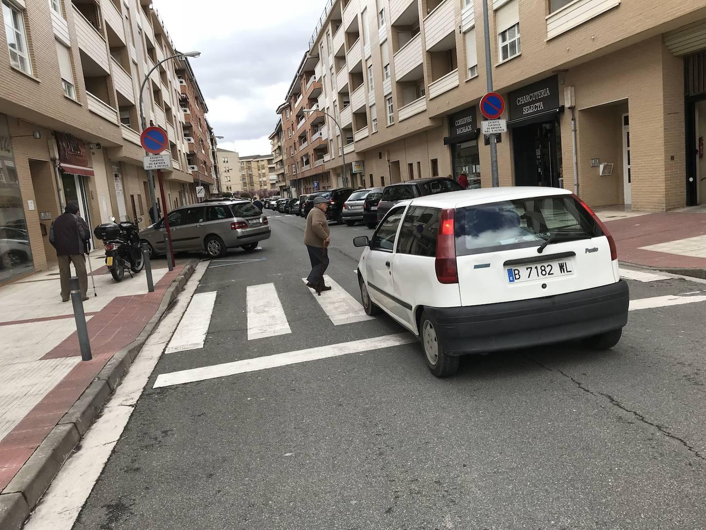 El Concejo jarrero licita por urgencia las obras de Donantes y Avenida de La Rioja