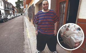 Teo, un año y 200 kilos menos después