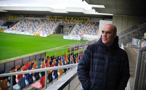 «Se ha hecho una plantilla competitiva y seguro que nos dan alguna alegría», afirma Orlando Sáiz