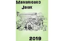 Programa de fiestas de Mamariga 2019