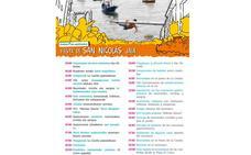 Programa de fiestas de Portugalete 2019: San Nicolás Jaiak