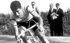 La Vuelta que Gimondi ganó en Orduña