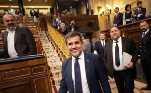 Jordi Sànchez carga contra ERC y le pide que no use el fallo del 1-O con fines partidistas
