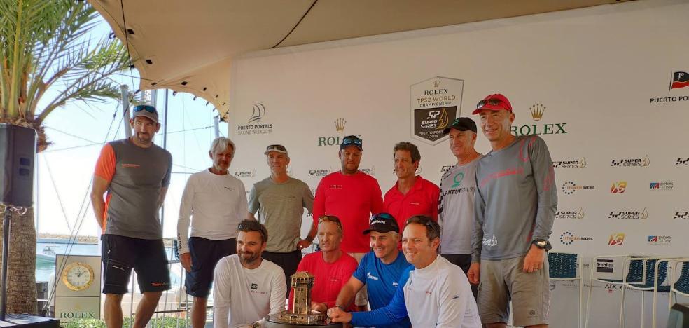 La Fórmula 1 del mar busca campeón del mundo