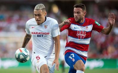 Joan Jordan decide a favor del Sevilla un intenso duelo andaluz