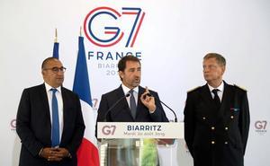 Biarritz, un G-7 cercano