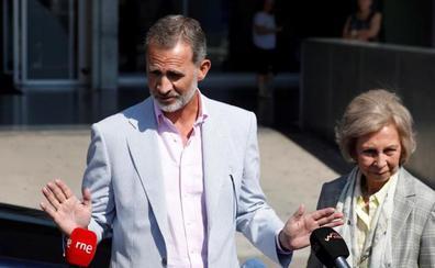 Don Juan Carlos se recupera en la UCI de su operación a corazón abierto