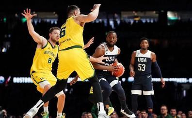 Estados Unidos pierde su primer partido en 13 años