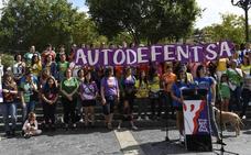 Las comparsas de Bilbao se concentran este sábado para denunciar una agresión a una mujer