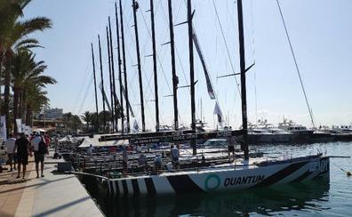 Últimos preparativos antes de que arranque el Mundial de la F1 del mar