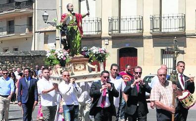 Una quincena de pueblos alaveses celebra sus fiestas el fin de semana