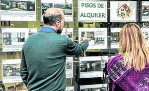 El impago del alquiler, los destrozos y ruidos centran las quejas de los propietarios de pisos en Álava