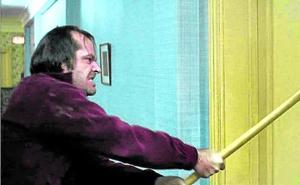 Jack Torrance se queda sin su hacha