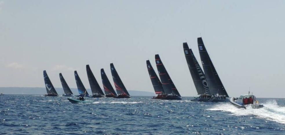 21 nacionalidades compiten en el Mundial de la F1 del mar