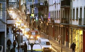Arrestada por traficar con drogas en la calle Cortes de Bilbao