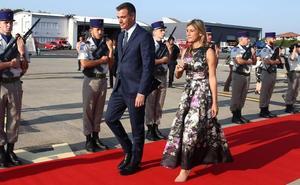 Pedro Sánchez se hace la foto con los líderes del G7 en Biarritz