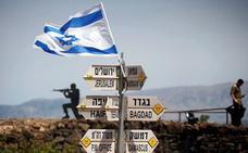 La guerra de Israel contra Irán en el sur de Siria