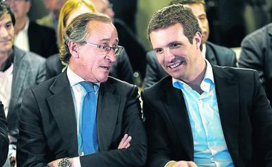 Alonso condiciona una 'Euskadi Suma' a que Cs acepte la foralidad y Vox se quede fuera