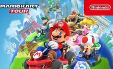 'Mario Kart Tour' llegará a los móviles el 25 de septiembre